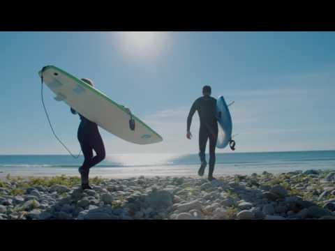 Nova Scotia Surfing At White Point Beach Resort