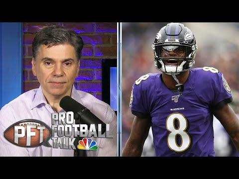 Buy the hype on Ravens, Kyler Murray, Clyde Edwards-Helaire | Pro Football Talk | NBC Sports