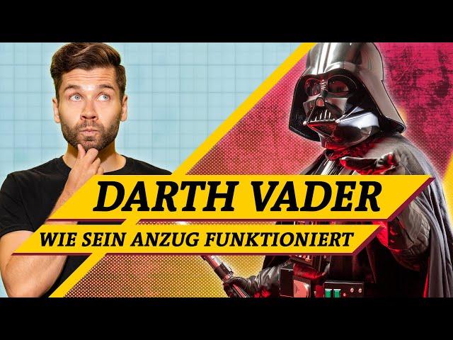 Star Wars: So realistisch ist Darth Vaders Anzug (Science vs. Fiction feat. @Nerdfactory)