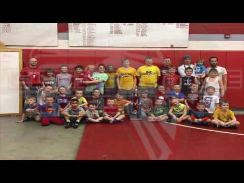 2015-2016 Constantine Wrestling Club MYWAY Highlight Video