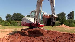Video still for Takeuchi TB290 Blade Feature