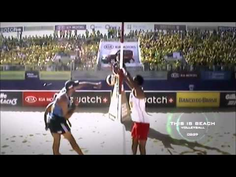 This is Beach Volleyball