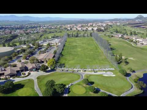 Oceanside, CA - Arrowood Golf Course from Drone | DJI Mavic Pro