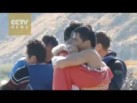 Greek police break migrant smuggling ring