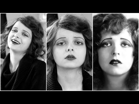 Clara Bow  Tutorial  Beauty Beacons
