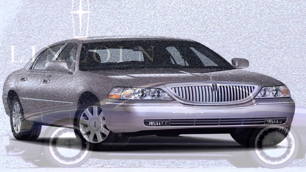 2016 Lincoln Town Car Price Specs Review And Performance