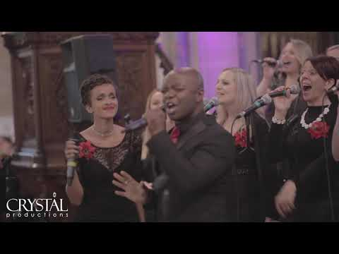 Crystal Gospel Choir - You're All I Need To Get By