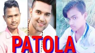 Patola guru randhawa latest song hard dholki mix by DJ tajuddin Aligarh