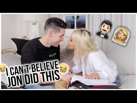 HOW WE MET AND OUR LOVE BOX STORY   KATY & JON