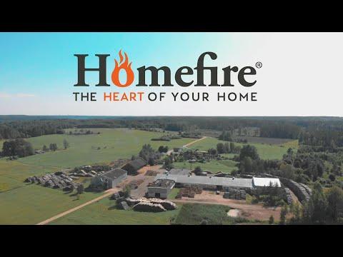 How we make Homefire Kiln Dried Wood