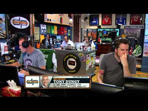Tony Dungy on the Dan Patrick Show (Full Interview) 7/23/14