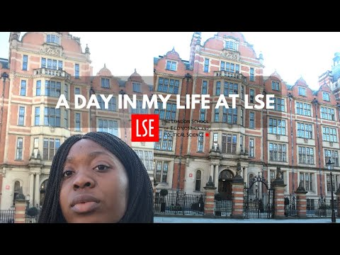 A DAY IN MY LIFE AT LSE - lectures | societies | studying #LSEVLOGS 4