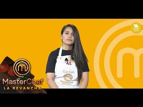 ¡Carmen regresó a cumplir un propósito de vida! | MasterChef México