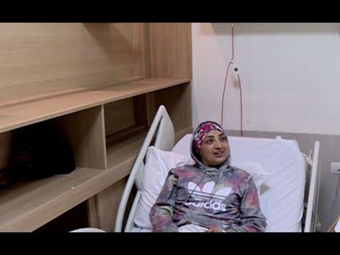 حكايتي مع السرطان: كيف تتفاعل ملاك مع  جلسة العلاج الكيماوي وماذا قال طبيبها؟  - 21:54-2019 / 6 / 20