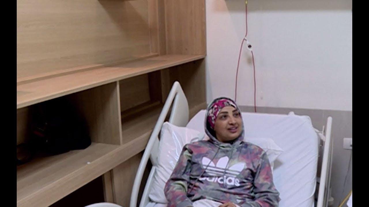 حكايتي مع السرطان كيف تتفاعل ملاك مع جلسة العلاج الكيماوي وماذا قال طبيبها Youtube