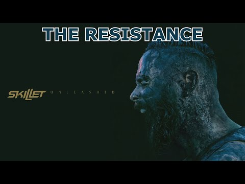 Skillet - The Resistance (Lyric Video) [From Unleashed Album 2016]