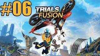 Trials Fusion - Gameplay ITA - Modalità Carriera - Let's Play #06 - Recuperiamo un pò di medaglie