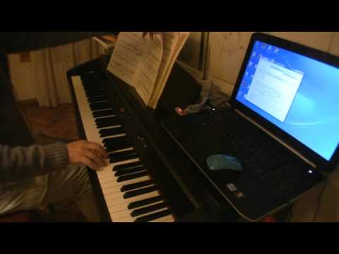 Chopin: Ballade op. 23 (trying it by means of PianoLudic)
