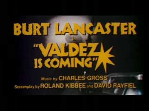 Valdez is Coming 1971 trailer