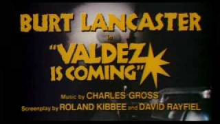 Valdez is Coming 1971 trailer