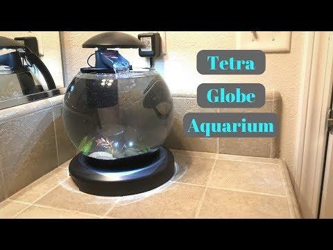 Tetra Waterfall Globe Aquarium Kit