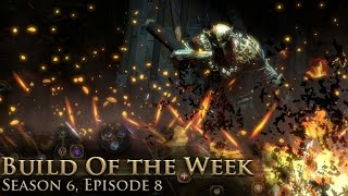 Build of the Week S06E08: russellhentz's Ranged Attack Totem Tactical Nuke