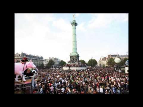 Miss Kittin - Laurent Garnier - Vitalic DJ SET