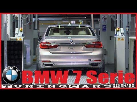 2017 BMW 7 Series (G11) Production (Power 265 Hp - 610 Hp) Der neue BMW 7er (G11) Produktion 2017