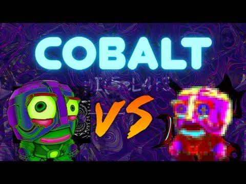 Cobalt: 1v1 Deathmatch on Rocketcity + Secret Hideout