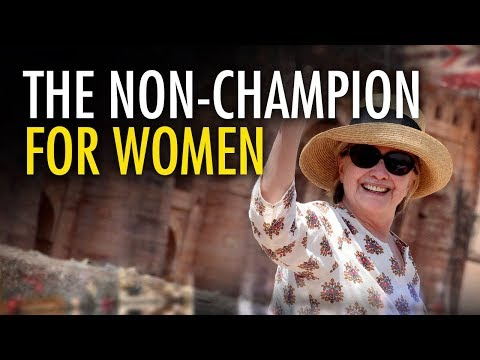 """Download Youtube: Hillary's """"terrible"""" comments in India """"embarrassing"""" for U.S."""