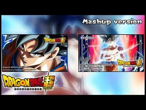 Dragonball Super - Ultimate Battle Mash-up (Recreation)
