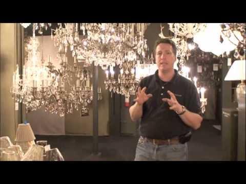 Lighting Unlimited Houston, Texas - Before Showroom Renovation