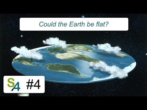 Could the Earth be flat? Relativity 4