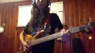 Teena Marie - Square Biz [bass cover]