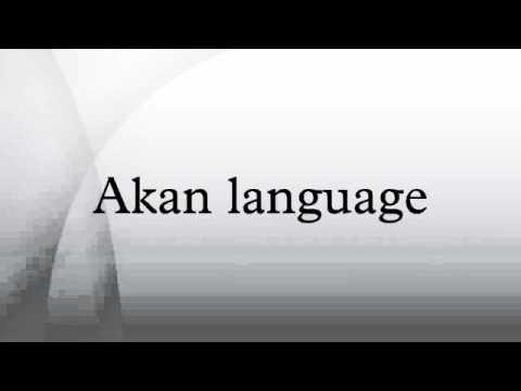 LearnAkan.Com - YouTube
