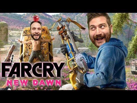 Double Team Work - Far Cry New Dawn Gameplay thumbnail