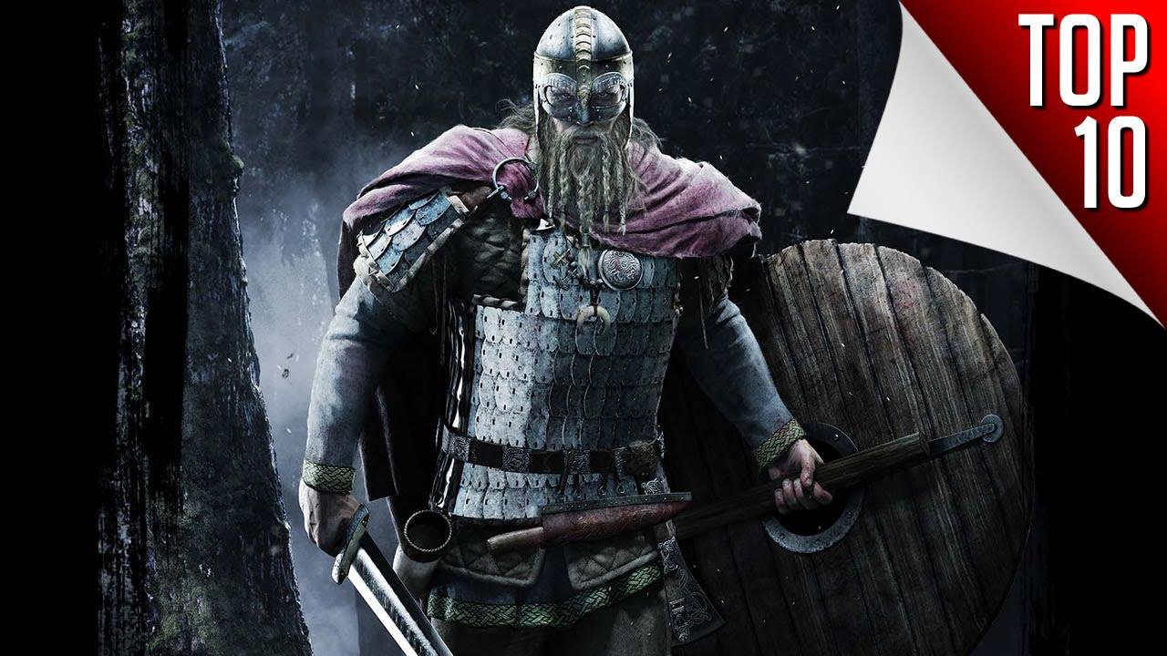 Las 10 Mejores Peliculas De Vikingos Youtube