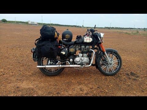 Bangalore to Rajahmundry solo 1000KM ride on Royal Enfield