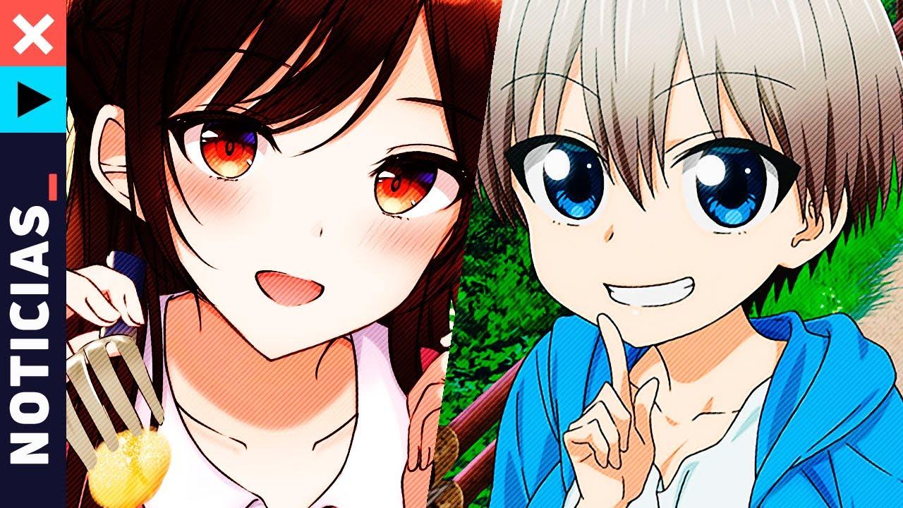 Uzaki-chan y Kanokari tendrán Temporada 2 y más - Noticias