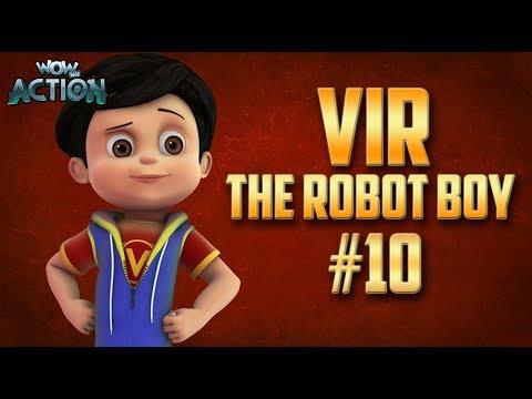 Vir: The Robot Boy | Hindi Cartoon...
