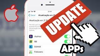 Como Atualizar Apps no iPhone