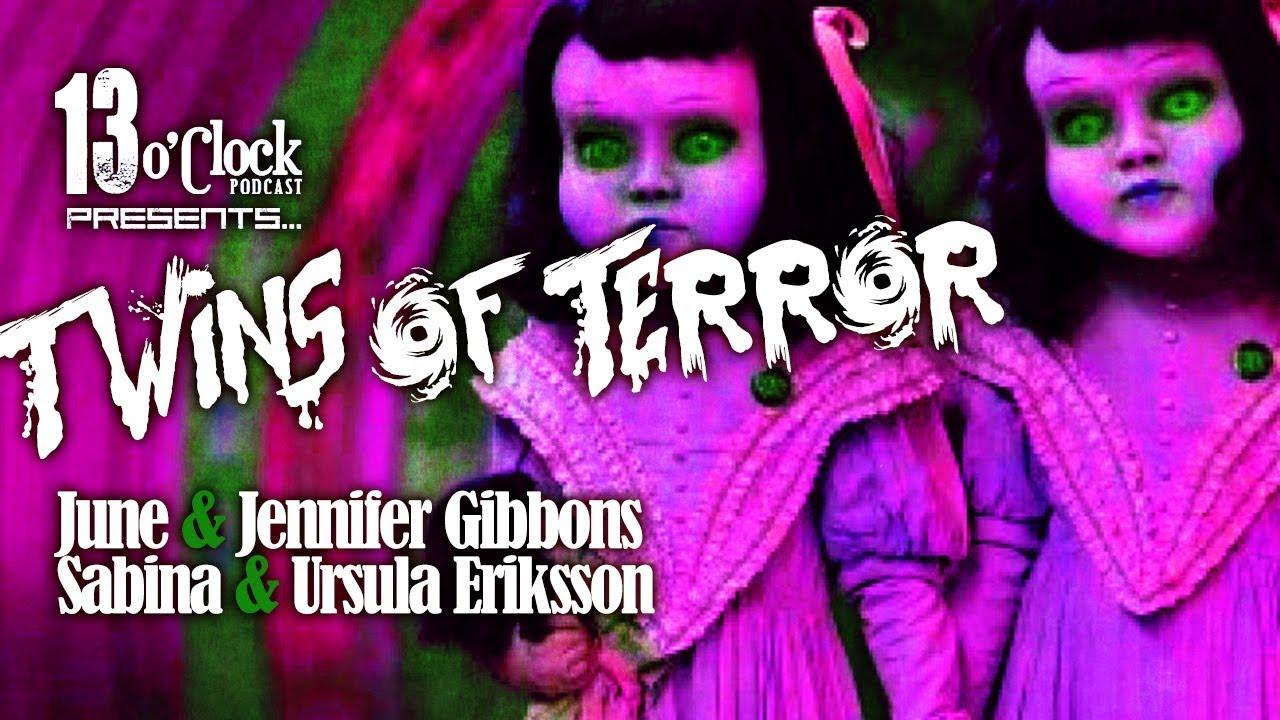 Download Episode 61 - Twins of Terror: June & Jennifer Gibbons, Ursula & Sabina Eriksson