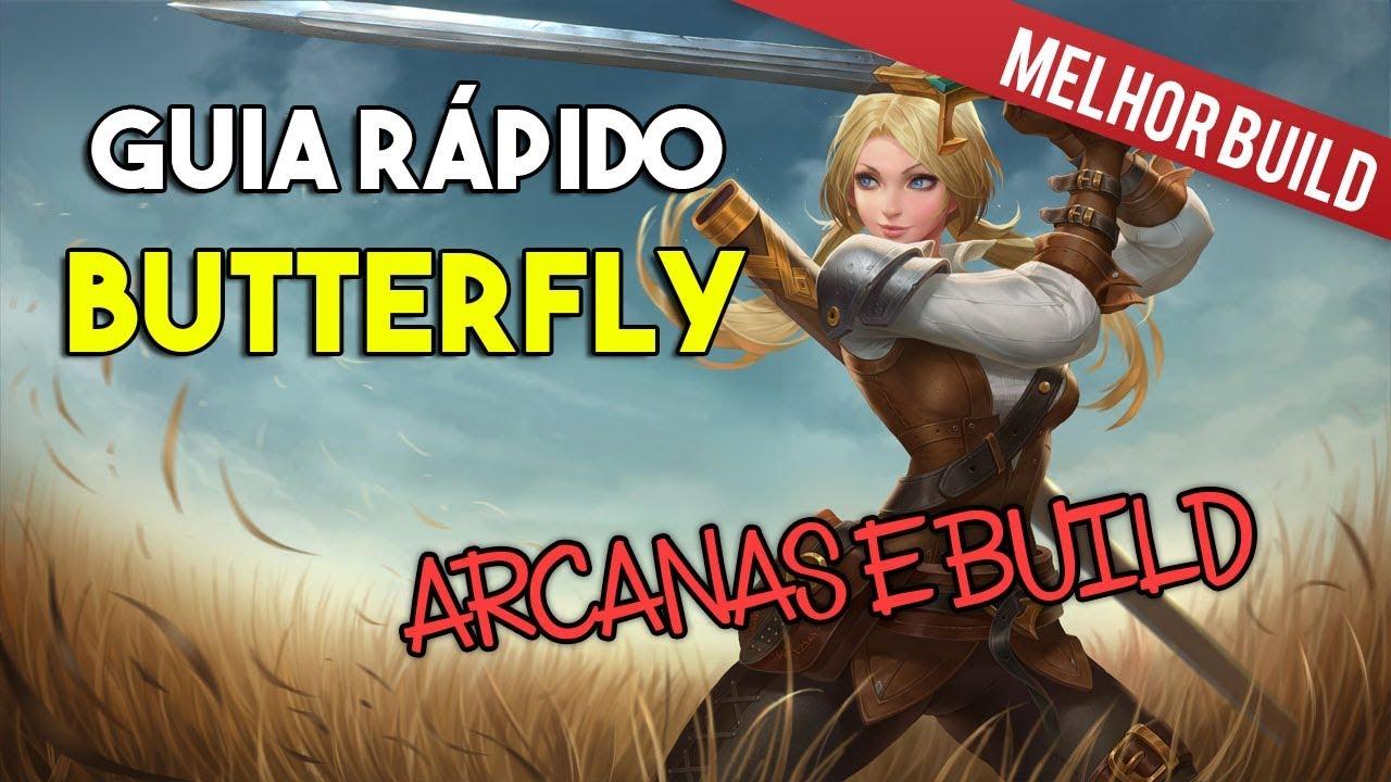 Arena of valor GILDUR Guia y Gameplay ARCANAS Y TOP BUILD