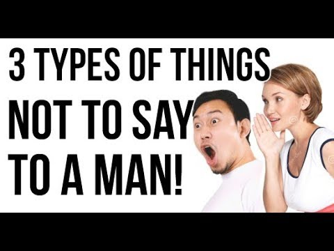 3 Types of Phrases That Makes You Look Less Attractive to Men