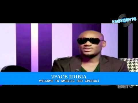 Welcome To America: 2Face Idibia Interview.