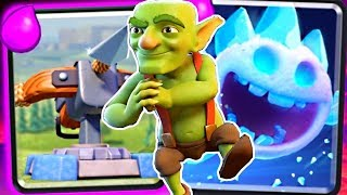 I'LL NEVER QUIT XBOW! - Clash Royale