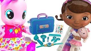 Доктор плюшева игрушка чемоданчик доктора