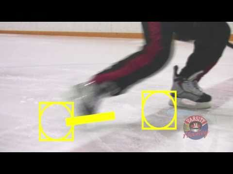 Stride Mechanics: Varsity Hockey Two Minute Drills