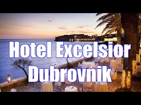Most Iconic Hotel In Dubrovnik Croatia - Hotel Excelsior Dubrovnick
