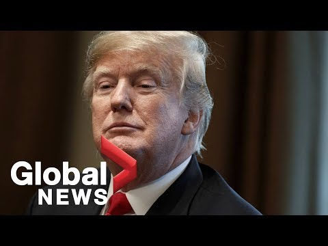 President Trump talks border wall, government shutdown at first cabinet meeting of 2019 Mp3